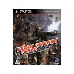 JEU PS3 EARTH DEFENSE FORCE: INSECT ARMAGEDDON - IMPORT JAP