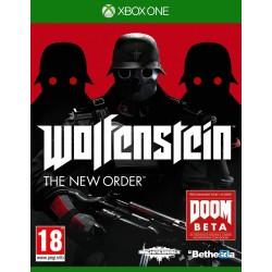 JEU XBOX ONE WOLFENSTEIN: THE NEW ORDER