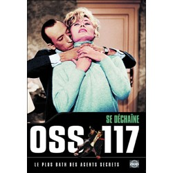 DVD OSS 117 SE DECHAINE