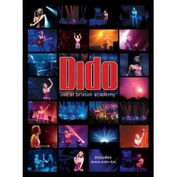 DVD DIDO LIVE AT BRIXTON ACADEMY