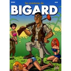 BD LES AVENTURES DE BIGARD, TOME 1