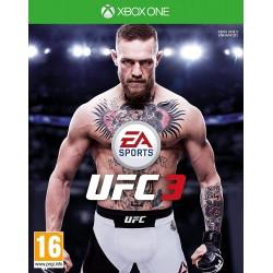 JEU XBOX ONE EA SPORTS UFC 3