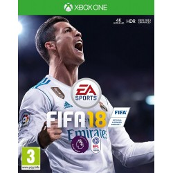 JEU XBOX ONE FIFA 18