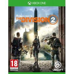 jEU XBOX ONE TOM CLANCY S THE DIVISION 2