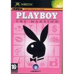 JEUX XBOX PLAYBOY THE MANSION