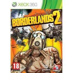 JEU XBOX 360 BORDERLANDS 2