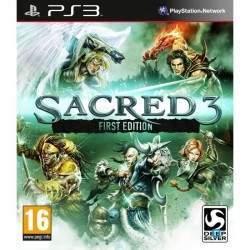 jeu ps3 sacred 3