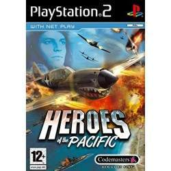 JEU PS2 HEROES OF THE PACIFIC