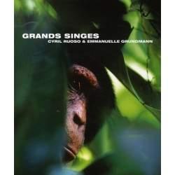 LIVRE GRANDS SINGES