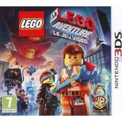 JEU 3DS LEGO - LA GRANDE AVENTURE: LE JEU VIDEO (SANS BOITE)