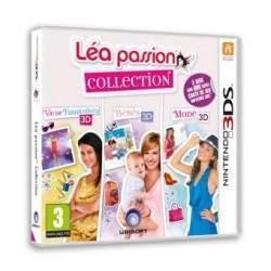 JEU 3DS LEA PASSION COLLECTION (SANS BOITE)