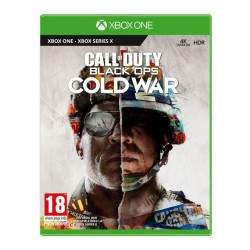 JEU XBOX ONE CALL OF DUTY: BLACK OPS COLD WAR