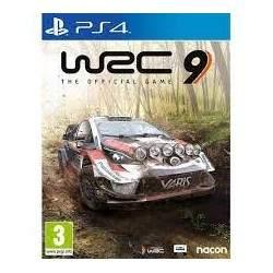 JEU PS4 WRC 9