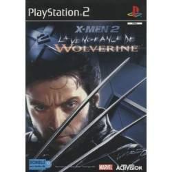 JEU PS2 X-MEN 2 : LA VENGEANCE DE WOLVERINE