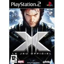 JEU PS2 X-MEN 3 LE JEU OFFICIEL