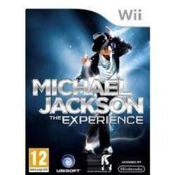 JEU WII MICHAEL JACKSON : THE EXPERIENCE