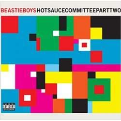 CD AUDIO BEASTIE BOYS - HOT SAUCE COMMITTEE PART II