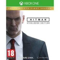 JEU XBOX ONE HITMAN THE COMPLETE FIRST EDITION