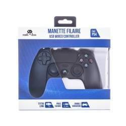 MANETTE FILAIRE POUR PS4 AVEC CABLE 3M
