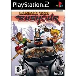 JEU PS2 LONDON TAXI RUSHOUR