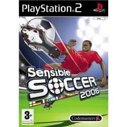 JEU PS2 SENSIBLE SOCCER 2006