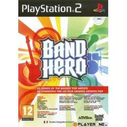 JEU PS2 BAND HERO