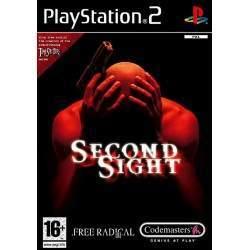 JEU PS2 SECOND SIGHT