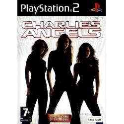 JEU PS2 CHARLIE S ANGELS