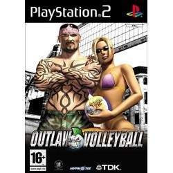JEU PS2 OUTLAW VOLLEY BALL