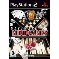 JEU PS2 ULTIMATE MIND GAMES