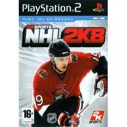 JEU PS2 2K SPORTS NHL 2K8