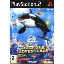 JEU PS2 SHAMN S DEEP SEA ADVENTURES