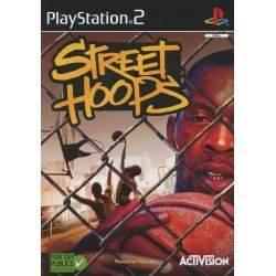 JEU PS2 STREET HOOPS