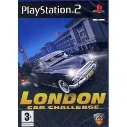 JEU PS2 LONDON CAB CHALLENGE