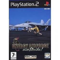 JEU PS2 ENERGY AIRFORCE : AIM STRIKE