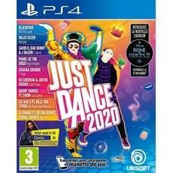 JEU PS4 JUST DANCE 2020