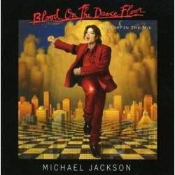 CD MICHAEL JACKSON BLOOD ON THE DANCEFLOOR