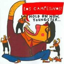CD LOS CAMPESIONOS HOLD ON NOW YOUNGSTER