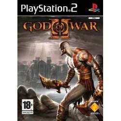 JEU PS2 GOD OF WAR II