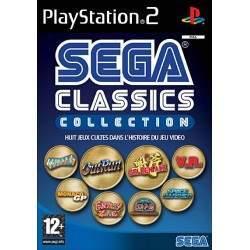JEU PS2 SEGA CLASSICS COLLECTION