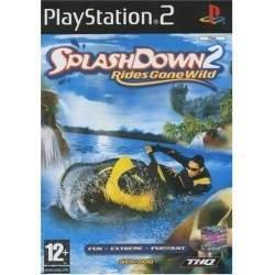 JEU PS2 SPLASHDOWN 2 RIDES GONE WILD