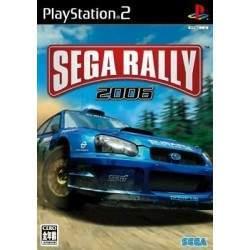 JEU PS2 COFFRET SEGA RALLY 2006 (VERSION JAPONAISE)
