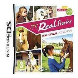 JEU DS REAL STORIES : CHEVAL ACADEMY