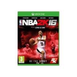 JEU XBOX ONE NBA 2K16