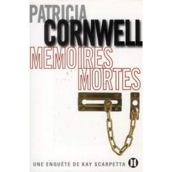 LIVRE MEMOIRES MORTES - PATRICIA CORNWELL