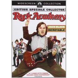 DVD ROCK ACADEMY EDITION COLLECTOR