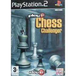 JEU PS2 PLAY IT CHESS CHALLENGER