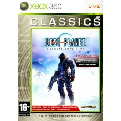 JEU XBOX 360 LOST PLANET : EXTREME CONDITION - COLONIES EDITION