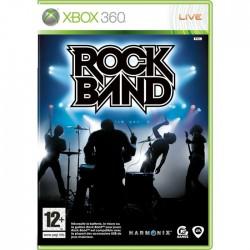 JEU XBOX 360 ROCK BAND