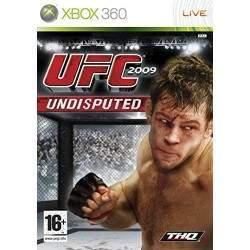 JEU XBOX 360 UFC 2009 UNDISPUTED
